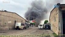 Iğdır'da sanayi sitesinde patlama 1 ölü, 6 yaralı