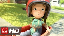 "CGI Animated Short Teaser HD ""Taking Flight Trailer"" by Moonbot Studios | CGMeetup"