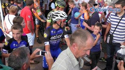 Le Mag Cyclism'Actu - Julian Alaphilippe, vainqueur de la Flèche Wallonne et favori du public français