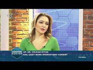 Meme Estetiği Kakkında Bilinmesi Gerekenler | Op. Dr. Volkan KIYAK - Günaydın Doktor