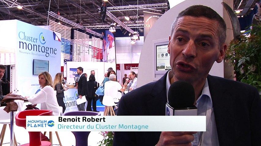 Mountain Planet 2018 - Interview de Benoit Robert