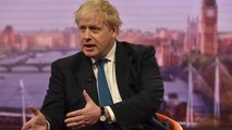 Boris Johnson: Syria strikes 'right thing to do' to deter chemical weapons use – video