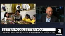 Obama's Chef on Why Politicians Need to Prioritize Eating Healthy