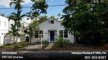 Single Family For Sale: 2907 SW 22nd Ave Miami,  $525000