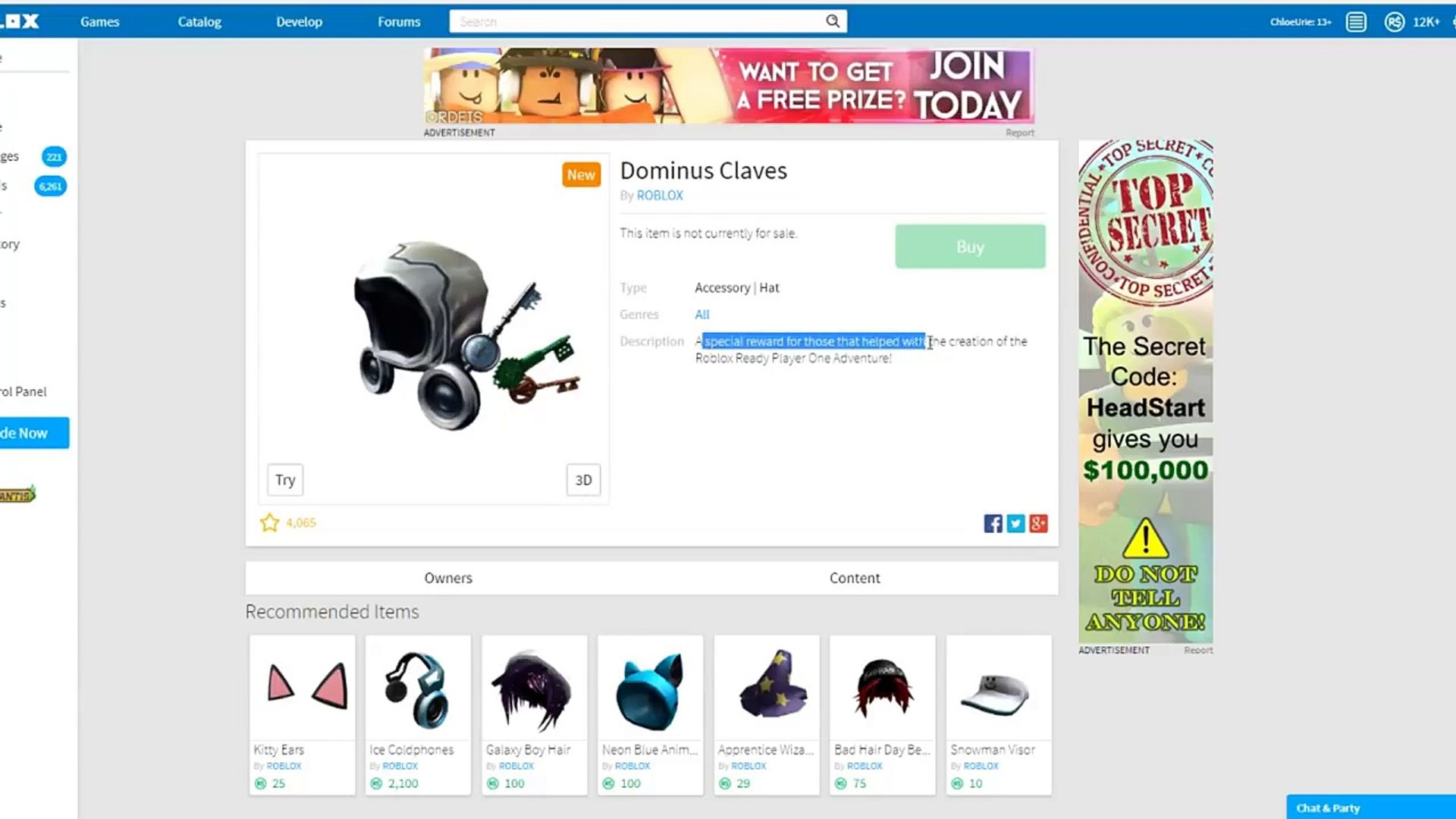 Roblox New Ready Player One Dominus Claves Master Keys Roblox