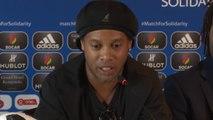 CdM 2018 - Ronaldinho optimiste pour le Brésil avec Neymar