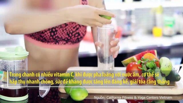 Muốn cơ thể được thanh lọc toàn diện, bạn nên sử dụng những loại nước này vào buổi sáng