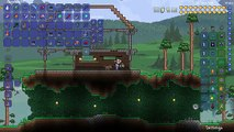 Terraria 1.3 Lets Build Series Ep3: Floating Island Cities ... on