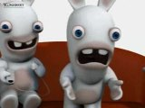 Rayman contre les lapins crétins - Gameplay Wii
