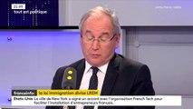 """""""On n'a pas à transiger avec les valeurs qui sont les siennes"""" : le député LREM Jean-Michel Clément maintient son opposition à la loi asile et immigration"""