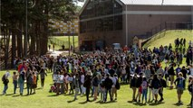 Students Stage Another Walk Out To Protest Gun Violence