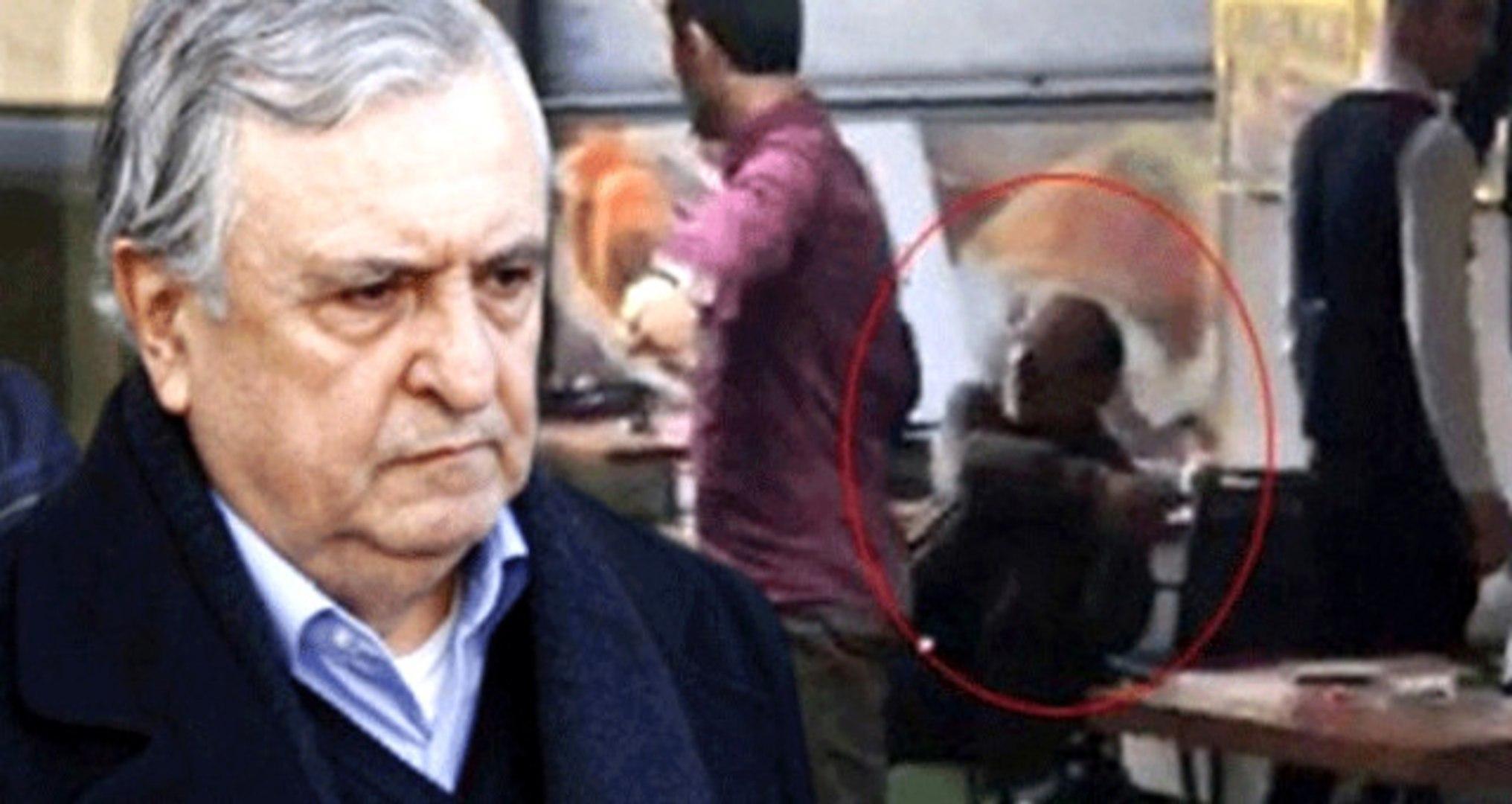 Eski Savunma Bakanı Kafede Öldürülmüştü! Dehşet Anlarının Görüntüleri Ortaya Çıktı