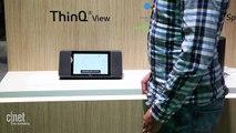 LG ThinQ WK9 (View): El Smart Display de Google y LG