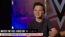 This kid thinks he can counter Orton's RKO-!, only on WWE Network