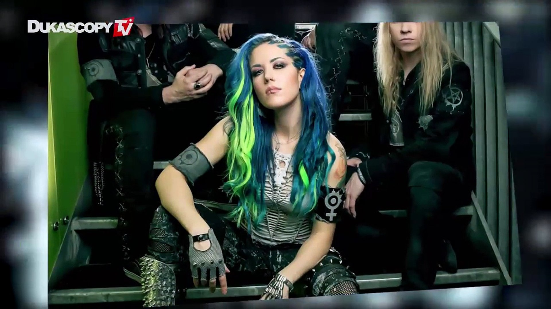 Arch Enemy Entrevista Con Alissa White Gluz Imprevisto Video