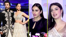 Bollywood Celebs Reaction On Ranbir & Deepika Ramp Walk At Mijwan Fashion Show | Bollywood Buzz