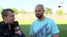 Interview Yann Lachuer (entraîneur Créteil)
