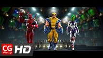 CGI 3D Demo Reel HD: Mobile Games by Goldtooth Creative