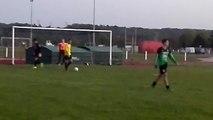 Match de coupe du comité U19 Série de penalty EBNSP 5 Inter loing 4. 2--2 pendant les 90 minutes bravo au U19