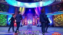 2014 FNS歌謡祭 SMAP