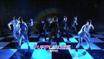 090302 TOHOSHINKI with SMAP Purple Line どうして君を好きになってしまったんだろう