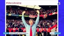 Football : Arsène Wenger tire sa révérence avec Arsenal