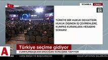 Cumhurbaşkanı Erdoğan açıkladı!; Seçimler neden 24 Haziran�da?