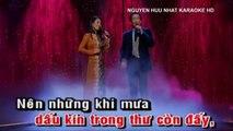 Karaoke LK Mưa Nửa Đêm Tuấn Vũ Mỹ Huyền