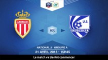 National 2, Journée 27 : AS Monaco / US Colomiers, Samedi 21 Avril à 15h45 (19)