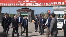 CHP Lideri Kemal Kılıçdaroğlu, Enis Berberoğlu'nu ziyaret etti