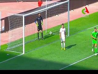 U20 : But de Zindedine Belaid ( Tunisie 0-1 Algérie )