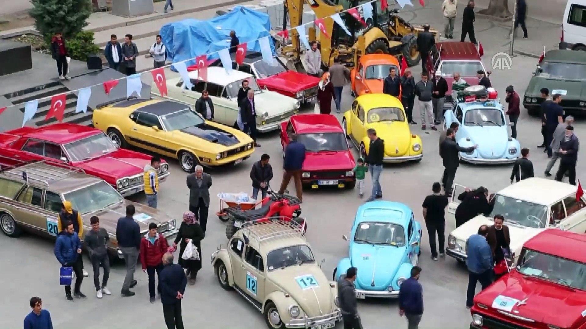 5. Ihlara Klasik Otomobil Rallisi - AKSARAY