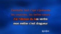 Renaud - Viens chez moi j'habite chez une copine KARAOKE / INSTRUMENTAL