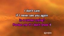 Kristinia DeBarge - Goodbye KARAOKE   INSTRUMENTAL