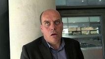 Pierre Diener, architecte, Président de l'agence DGA Vidéo