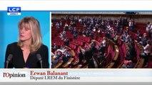 Élise Fajgeles (LREM) - Loi Asile et Immigration: «On n'est pas des salauds, pas des idiots»