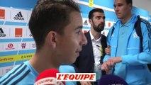 Lopez «Quand on joue les uns pour les autres...» - Foot - L1 - OM