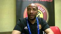 Eric Chelle entraineur du FC Martigues