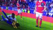Comentário BandSport ao golo anulado ao Estoril