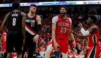 NBA : Intouchables, les Pelicans balayent Portland !