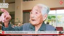 Oldest Person In The World, Nabi Tajima, Dies At 117