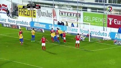 LigaNos : Halliche inscrit son deuxième face au Benfica