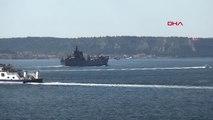Çanakkale Rus Savaş Gemileri, Çanakkale Boğazı'ndan Geçti-Hd