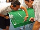 Table Football Subbuteo - YouTube