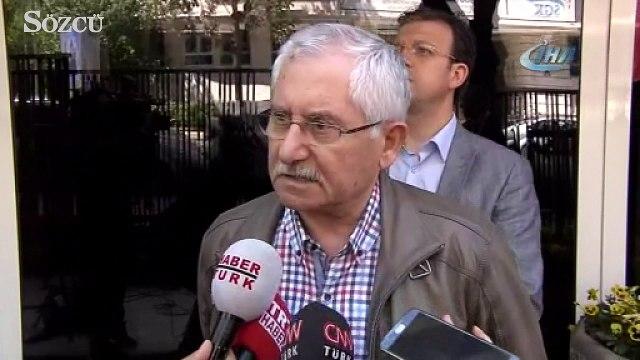 YSK Başkanı Sadi Güven'den CHP'den İYİ Parti'ye geçen milletvekillerine ilişkin açıklama