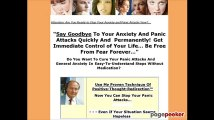 Panic and Anxiety Attacks, Disorder, Causes, Symptoms, Cures, Treatment