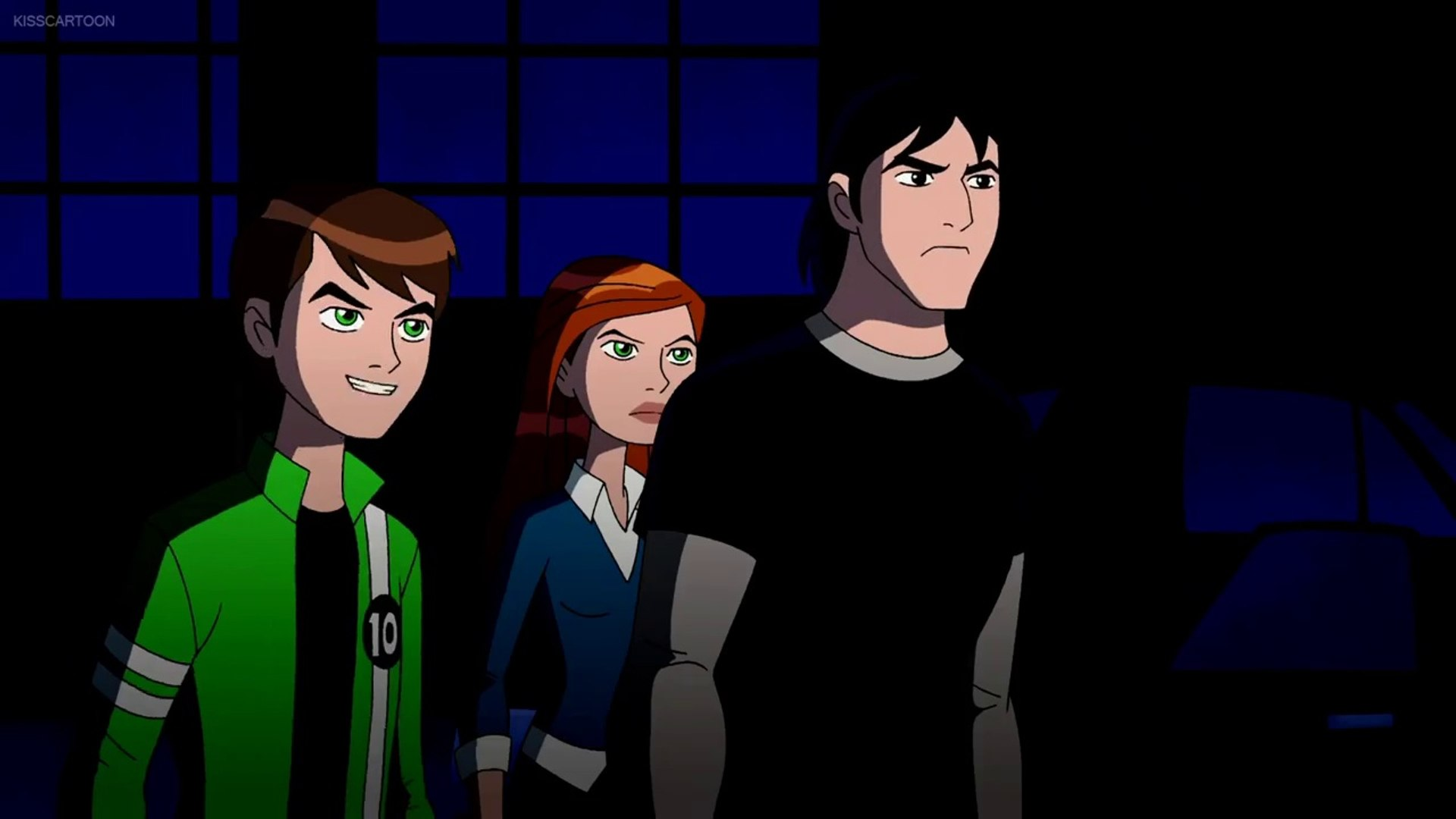 By Photo Congress || Ben 10 Ultimate Alien Season 1 Episode