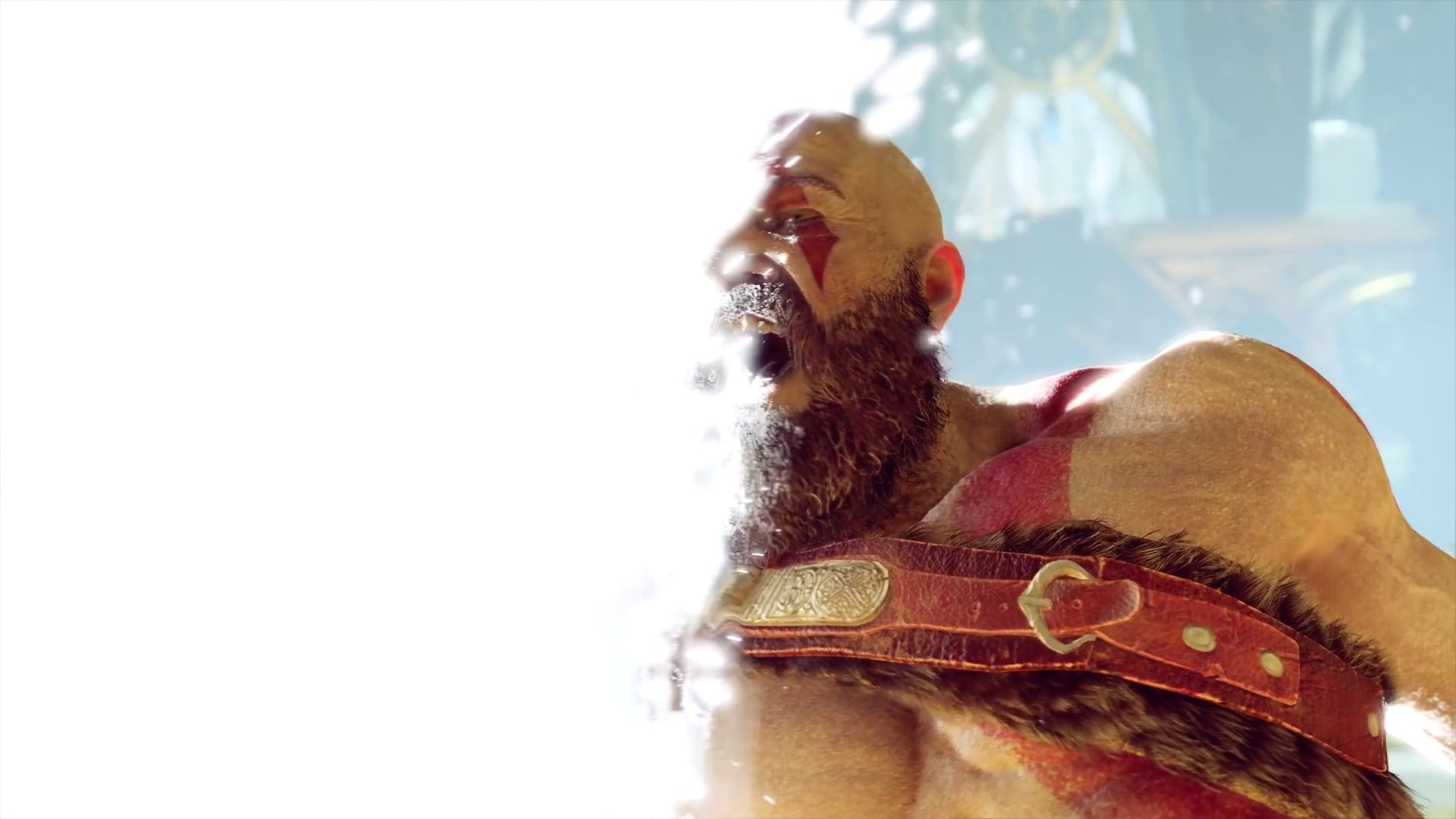 God of War 4 - Atreus Gets Mad At Kratos (God of War 2018) PS4 Pro