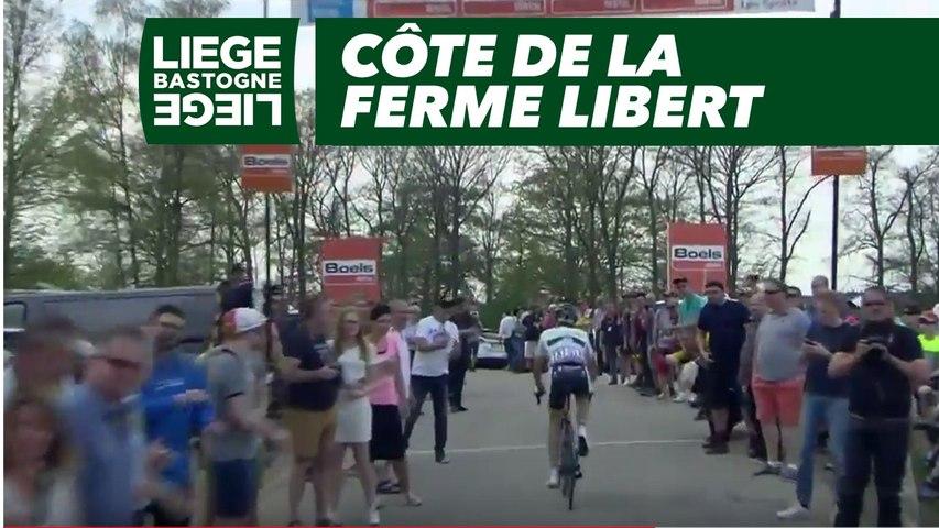 Côte de la Ferme Libert - Liège-Bastogne-Liège 2018