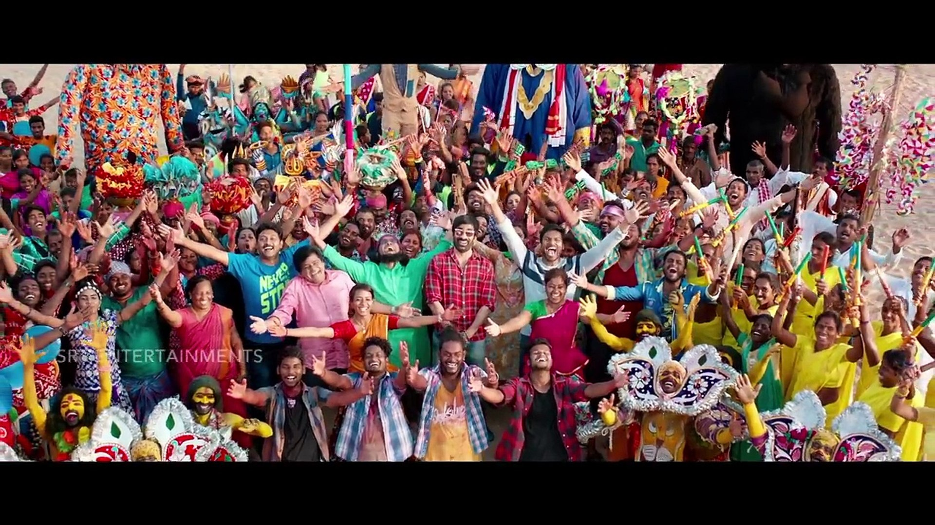 Nela Ticket Movie Teaser | Ravi Teja | Malvika Sharma | Kalyan Krishna | SRT Entertainments